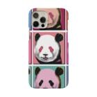 huroshikiのパンディ・モンロー Smartphone cases