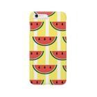 emi SHOPのスイカ Smartphone cases