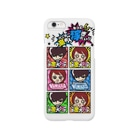バニラde高収入ショップ[SUZURI店]のPOP♥VANILLA Smartphone cases