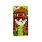 NahunggoのIndian Girl☆ Smartphone cases