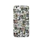 埃溜まりのベランダと配線 Smartphone cases