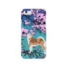 陽向の桜 Smartphone cases