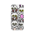 tororomuseumの東京うさぎ連合 Smartphone cases