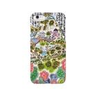 とよだ 時【ゆ-もぁ-と】の山旅漫歩゚ Smartphone cases