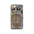 kaziyaの曼荼羅 Smartphone cases
