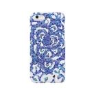 ×KAKERUの青い薔薇 Smartphone cases