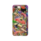 爽やかナイトメアのお寿司の舞 Smartphone cases