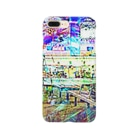 RukbatのWeb Color City Smartphone cases