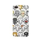 【公式】吾輩は猫です。の吾輩は猫です。スマホケース第3弾 スマートフォンケース Smartphone cases