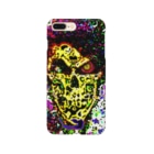 toy.the.monsters!のDeath Mosaic Smartphone cases