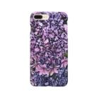mintreyの紫陽花 Smartphone cases