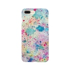 Gipchiyの色のしずく Smartphone cases