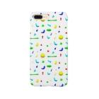 もち米のLet's bouldering! Smartphone cases