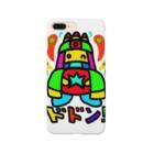 dorihopuのロボのメガドン Smartphone cases