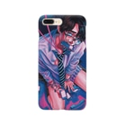 SAC SHOPの社畜スマホケース Smartphone cases
