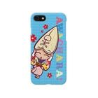徳島 阿波キャラ!有名連のほんま連②スマホケース(阿波キャラ)  Smartphone cases