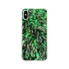 店ショップのモスモス Soft clear smartphone cases