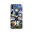 キムラトモミの僕は君に愛にきた Soft clear smartphone cases