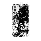 LWL+artのLizardsplash Soft clear smartphone cases