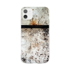 LWL+artのFragments1 Soft clear smartphone cases