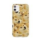 DogeのDoge Soft clear smartphone cases
