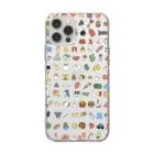 あらゐけいいちの108 Soft Clear Smartphone Case