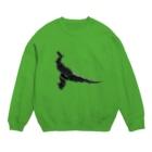 インウェブアウトオンラインストアのりしゆな:恐竜 by はせりょう Sweats