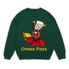 かずまろのcheese pizza Sweats