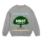 MBOT公式グッズのMBOT公式グッズ(空と大地バージョン) Sweats