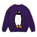 PGcafe-ペンギンカフェ-の佇むペンギン Sweat