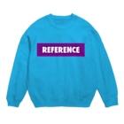 エルデプレスの[REFERENCE] Box Logo Sweats