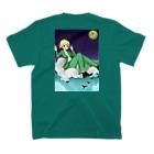 idolclassの堀梨恵生誕祭2021 T-shirtsの裏面