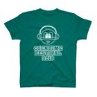 サワダシンヤのコエンタイムフェス2018 サワダVer[刷色:白] T-shirts