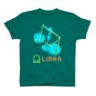 chicodeza by suzuriの天秤座グッズ T-shirts