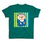 ポストブレインのろくろを回す幼児 T-shirts