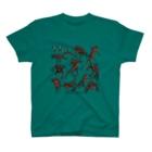 あとりえ・おすとらのアカハライモリ2 T-shirts