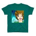 ゼニキンSHOPのZENIKINNアイコン T-shirts