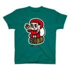 太画子の大黒天 T-shirts
