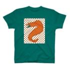 8m【アトリエvesii】のドット トラウツボ T-Shirt