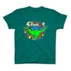 えいくらのPOP!スピノサウルス T-shirts