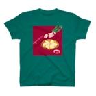 雅梅餃子の水餃子をたべるとき T-shirts