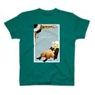 烏丸斗樹の蛇系○子 T-shirts