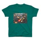 junsen 純仙 じゅんせんのJUNSEN(純仙)日光の足跡2016 T-shirts