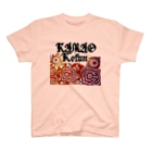 安里アンリの古墳グッズ屋さんの釜尾古墳(石室装飾) T-shirts