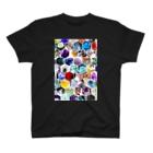 魔法の鯛らんどの鉱物コレクション T-shirts