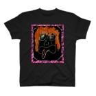 (Hiro)matchのnyah nyah portrait T-shirts