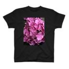 higanbanaのピンクの紫陽花 T-shirts