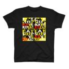 EARTH ODYSSEYのEAT SLEEP RAVE REPEAT T-shirts