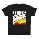 もっくん@チャネリング中~未知との遭遇~の卒業式のハイエナ宣言Tシャツ T-shirts