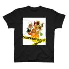 YOROZU-YA ヰTAROのひまわり T-shirts